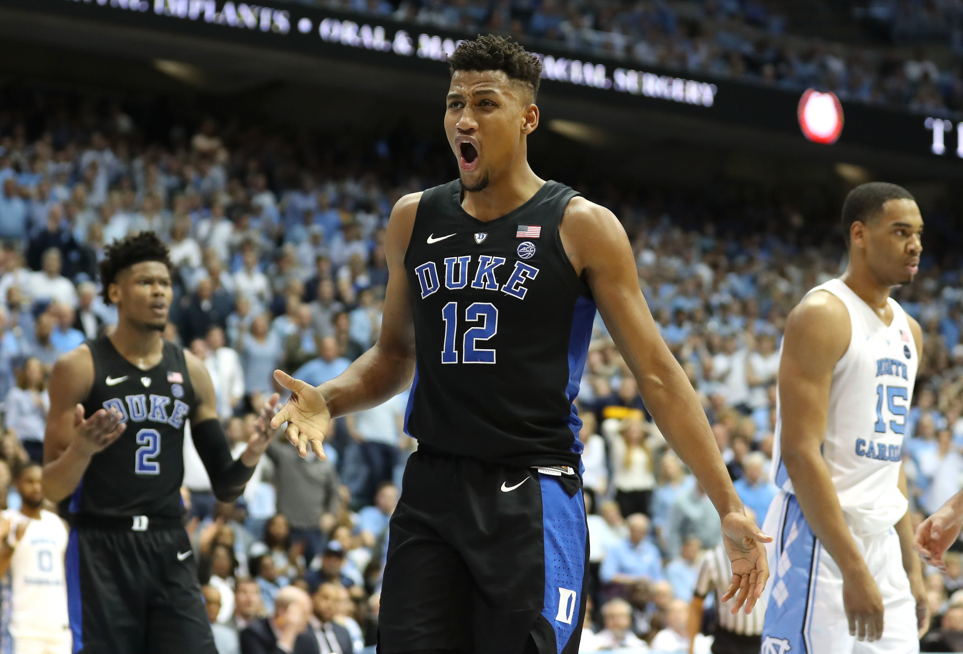 Duke Basketball: Javin DeLaurier does not get an invite to NBA Combine