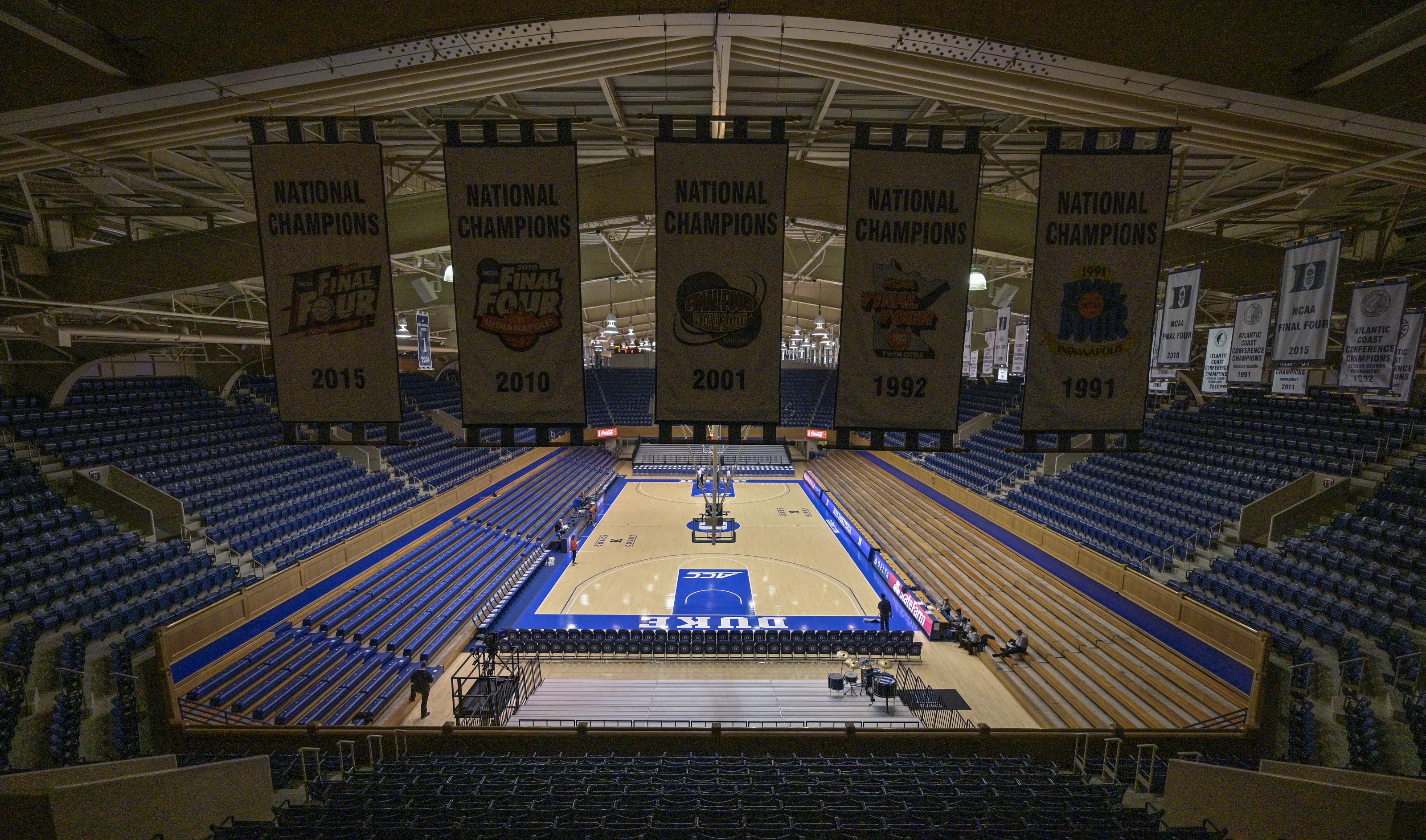 Duke Basketball Cameron Indoor Stadium S Craziest Voodoo Power