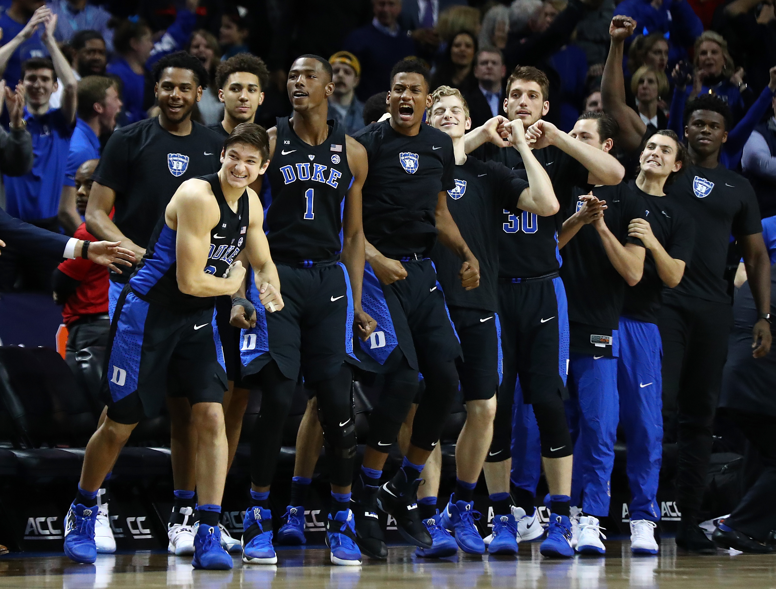 Image result for duke basketball 2017