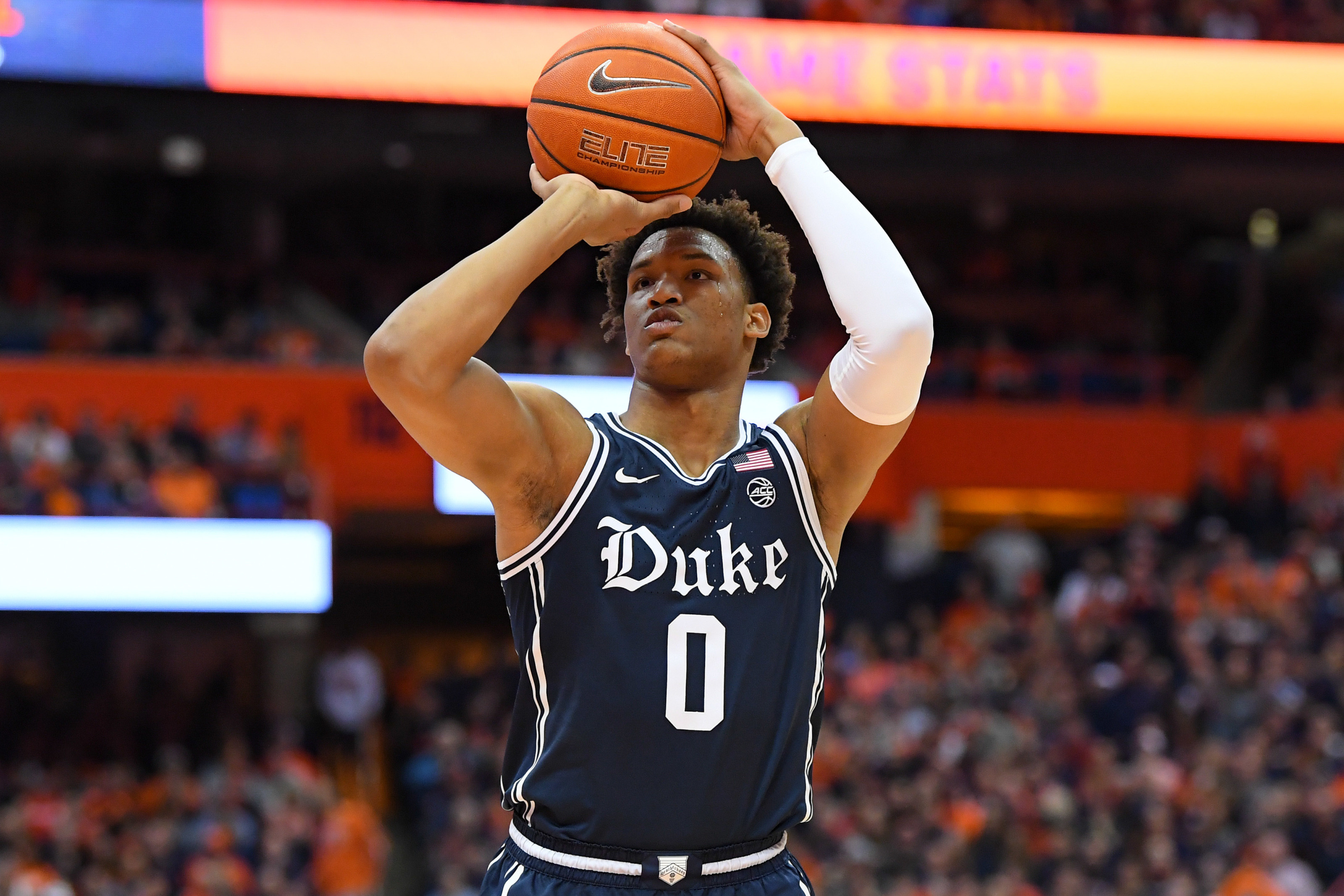 Duke Basketball Hints At Special Treat For Unc Game